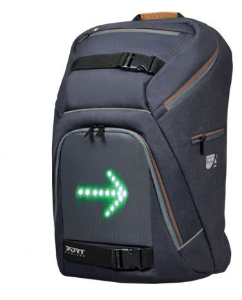mochila go port led