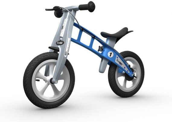FirstBike Street Azul Bicicleta sin pedales
