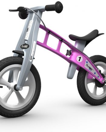 FirstBike Street Rosa Bicicleta sin pedales