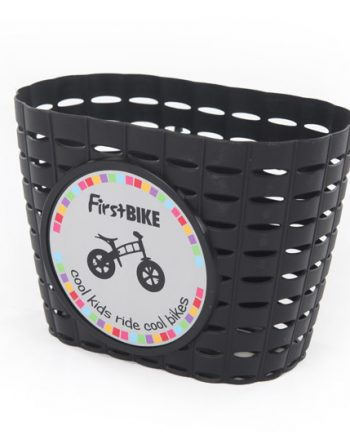cesta firstbike gris