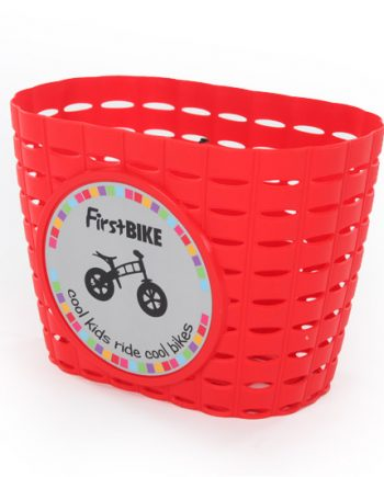 cesta firstbike roja