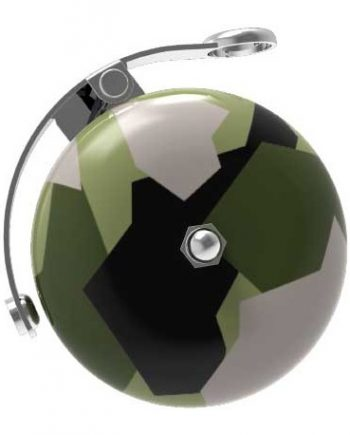 Urbanproof timbre retro camouflage green