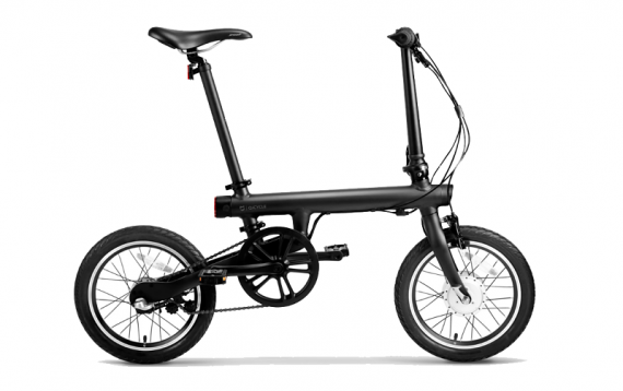 Bicicleta electrica plegable Xiaomi Qicycle