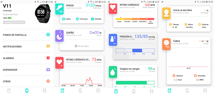 Muvit iO Health Custom | Bikebitants